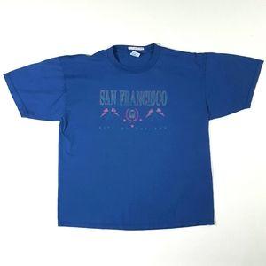VTG San Francisco Adult T-Shirt Size:XL